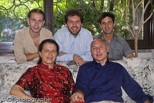 Famiglia Cortesi - Mollificio Coel